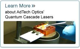 AdTech Optic Quantum Cascade Lasers